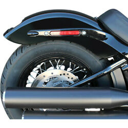 Paul Yaffe Fender / Frenched-in Led License Plate Kit | Crf-m8st-sb-b