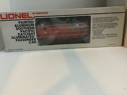 Vintage Lionel 6-9590 O Scale Southern Pacific Aluminum Daylight Combo Car 1983