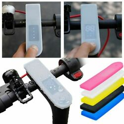 Waterproof Electric Scooter Panel Dashboard Circuit Board Case Silicone Cover Fo