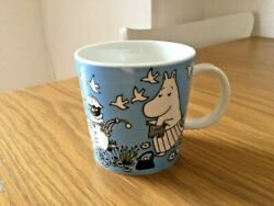 Arabia Moomin Mug Cup Peace Vintage Out Of Print 1990s Finland