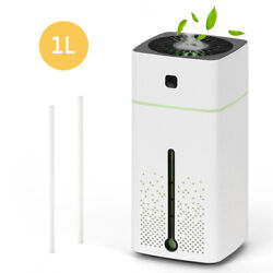 Air Purifier Cleaner Hepa Filter Remove Odor Dust Mold Home Office Humidifiers