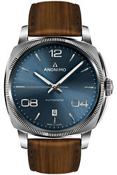Watch Man Anonimo Epurato Am400001103w22 Leather Brown Leather