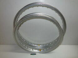 Montesa Cota 247 348 Akront 21 X 1.60 And 18x1.85 Aluminum Akront New Of 36