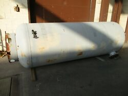 Stover Tanks Pressurized Water Tank 123722 700 Gallons 125psi 450anddegf Used