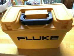 Fluke Ti10 Ti 10 9hz Thermal Imaging Infrared Camera Charger And Hard/soft Case