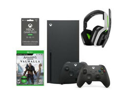 Xbox Series X Console Advanced Gamestop Bundle   Confirmed - Same Day Shipping