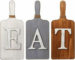 Country Designs Eat Sign Wall Decor Rustic Primitive Country Farmhouse Kitchen