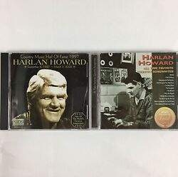 Harlan Howard All Time Favorite Country Songwriter Country Music Hall Of Fame Cd