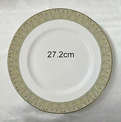 🌟 Royal Doulton Sonnet H5012 Dinner Plate 27.2cm Yes We'll Combine Postage