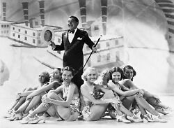 1369-33 Harry Richman And Tons Chorus Girls The Music Goes Round And Round 1369-33