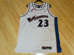 Brand New With Tags Michael Jordan Authentic Jersey Nike Wizards 52 Xxl