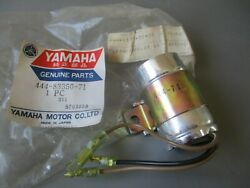 Nos Yamaha Oem Flasher Relay Assembly 1974-1976 Dt125 444-83350-71