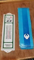 Vintage Cenex Land O Lakes Feed Additives And Animal Health Thermometer
