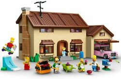 Lego® The Simpsons™ House 71006 Cool Toy For Kids