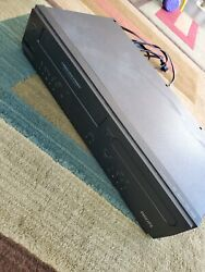 Philips Dvd Vcr Combo