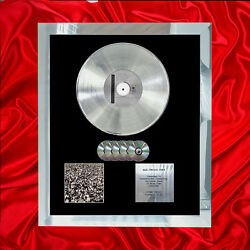 George Michael Listen Without Multi Gold Cd Platinum Disc Free Ship To U.k.
