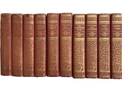 The Childrens Hour Book Set 1-10 Vol 1 Incl Letter By Longfellow Vintage 1929