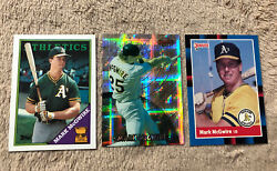 1997 Bowmanand039s Best Previews Atomic Refractor Bbp6 Mark Mcgwire ++++