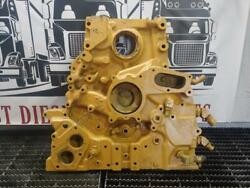 1990 Caterpillar 3208 Non-turbo Diesel Engine Front Outer Timing Cover P 9n5796
