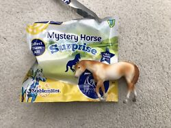 New Breyer Horse Stablemate #6051 70th Anniversary Chestnut Pinto Indian Pony