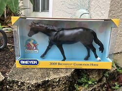 New NIB Breyer Breyerfest Horse #711109 Whizards Baby Doll Roxy Reining Champion