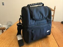 MIER Adult Lunch Box Insulated Lunch Bag Large Cooler Tote Bag For Men Women $15.90
