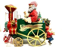Possible Dreams Clothtique Christmas Express Musical Train