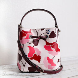 NWT Kate Spade Eva Small Bucket Bag Crossbody Satchel in Nouveau Bloom $109.95