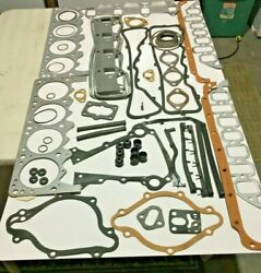 1956 Plymouth V8 Overhaul Gasket Set See Package Label For Serial Numbers