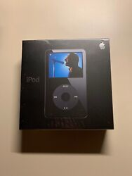 Brand New In-box Apple Ipod 5th Generation Black 60 Gb Ma147ll/a - Collectable