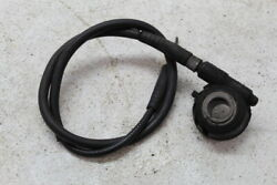 99-01 Ducati Monster 750 Speed Drive Gear Hub With Cable
