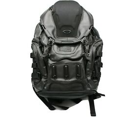 Brand New with Tags Oakley Kitchen Sink LX Designer Backpack Black 921018 013 $150.00