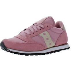 Saucony Womens Jazz Lowpro Suede Low-top Fashion Sneakers Shoes Bhfo 2910
