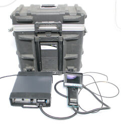 Everest Vit Xl 620 Videoprobe Borescope With Case As-is