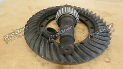 A39666-1 Rd23160 5.38 Ratio Gear Set. Rockwell Meritor Ring And Pinion.
