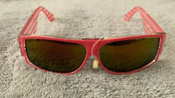 Vintage Pink Fashion Optics Cool Ray Sunglasses #1285M NWT $6.00