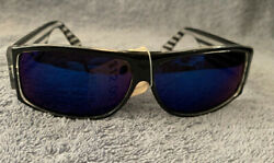 Vintage Black Fashion Optics Cool Ray Sunglasses #1285M NWT $6.00