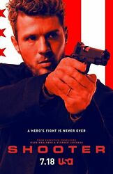 348162 Shooter Ryan Phillippe Glossy Poster Ca