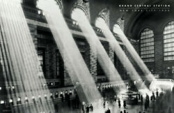 340371 Grand Central Station York City Subway Train Photo Glossy Poster Us