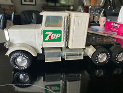 Vintage Metal Nylint 7up Tractor Trailer Cab