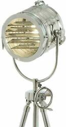 X-mas Hollywood Antique Classic Spot Light Maritime Search Light Wooden Gift