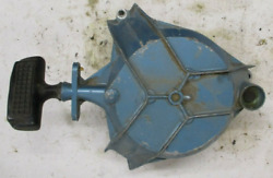 Omc Brp Johnson 1954-1955 5.5hp Rope Recoil Starter And Top Cover