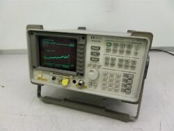 Hp 8593e Spectrum Anaylzer 9khz- 22ghz As Is