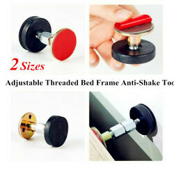 Adjustable Threaded Bed Frame Anti shake Telescopic Support Wall For Good Sleep