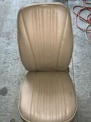 Cessna 337 Seat Assembly-center Lh P/n 1515014-1