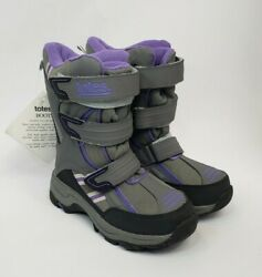 Totes Kids Toddler Girls Winter Rain Snow Boots Sarah Purple Totes Size 1 Boots $18.00
