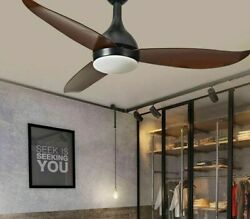 Ceiling Fan Lights Remote Controller Art Deco Style Spray Paints Frosted Glasses