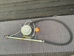 Mercedes 190 300 Sl 1950and039s Rare Nos Hirschmann Crank Antenna Also Vw Split Oval