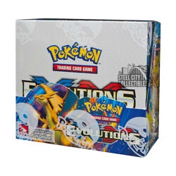 Pokemon Tcg Xy Evolutions Booster Box 2016 - New Factory Sealed