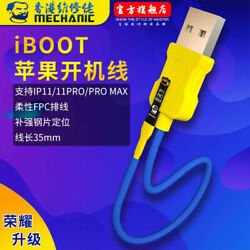 Mechanic Ios Switch Power Supply Test Cable Boot For Ios Iphone 11/11 Pro/max